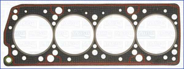 Прокладка, головка цилиндра 10067800 ajusa