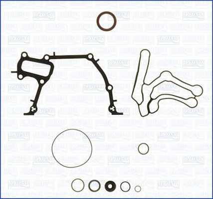 Прокладка картера Fiat Doblo 1.9JTD (к-кт) 54150700 ajusa