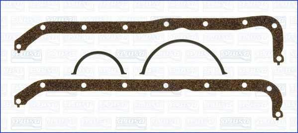 Комплект прокладок, маслянный поддон FORD 1.3 -02 (пр-во Elring) 59008500 ajusa