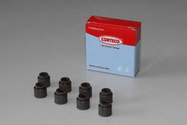 Комплект прокладок, стержень клапана 19020623 corteco