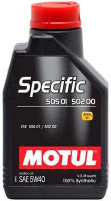 Масло моторное 100% синтетическое д/авто 101573 motul