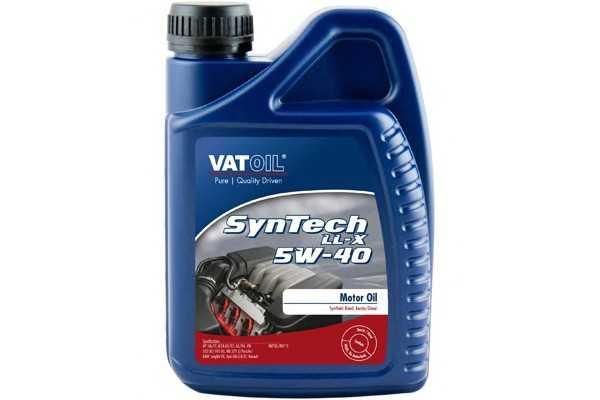 Моторна олива Vatoil SynTech LL-X 5W40 / 1л. / (ACEA A3/B4-12, API SN/CF) 50034 vatoil